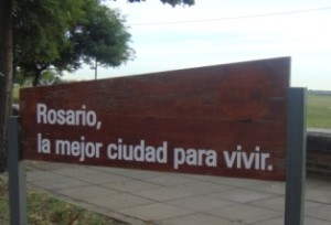 Rosario, the best place to live