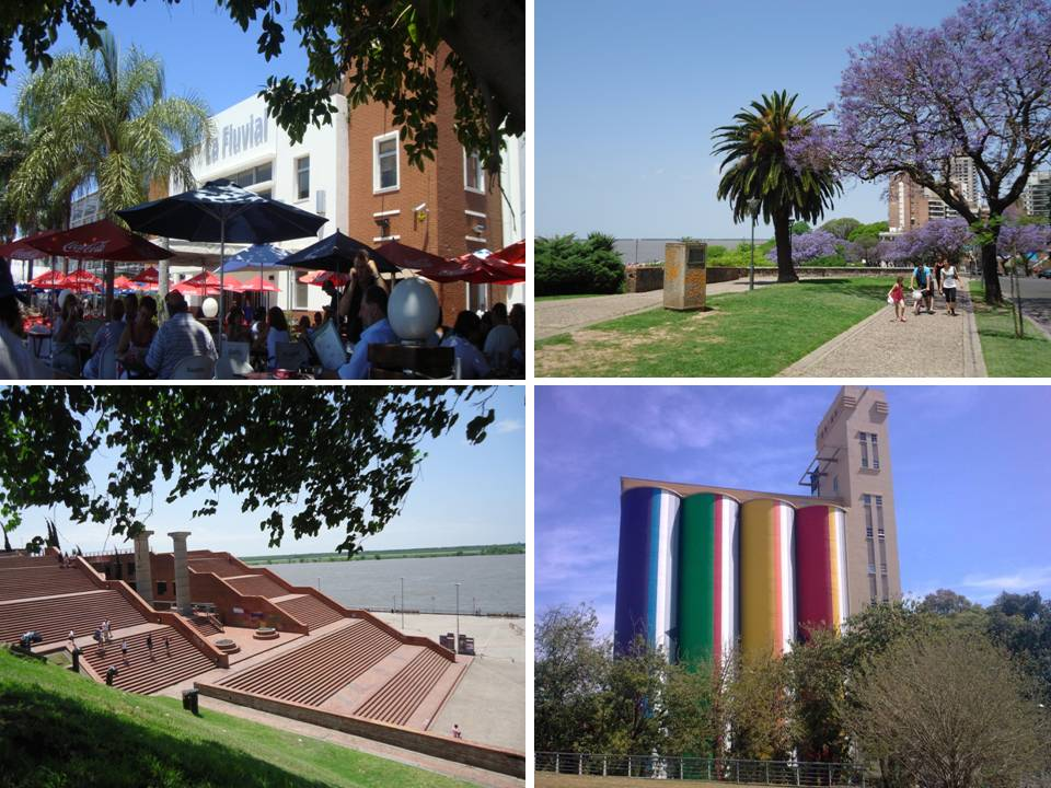 Highlights of the River Walk, Rosario Argentina