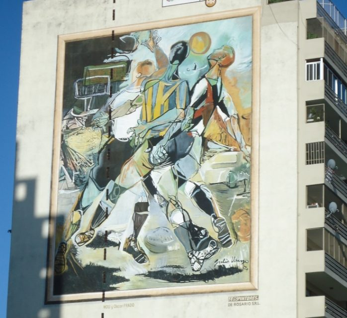 Rosario Street Art
