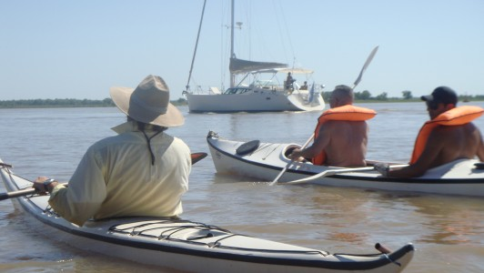 Kayak with Leo from Animo