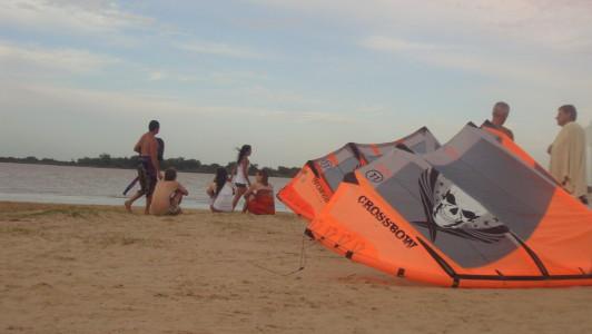 Kite Surf on the island