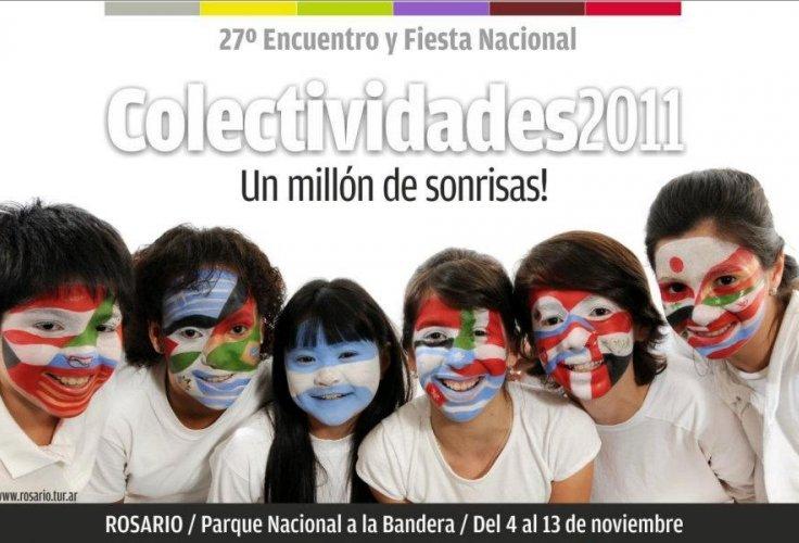 Colectividades 2011 – Rosario's Cultural Melting Pot
