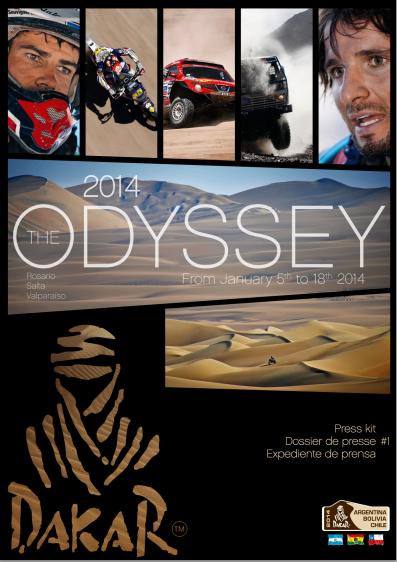 Dakar 2014 in Rosario