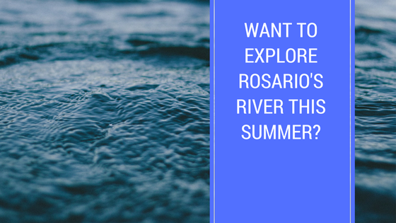 Want to explore Rosario's river this summer?