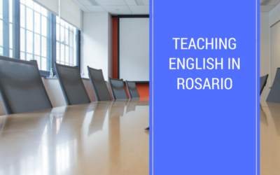 Teaching English in Rosario