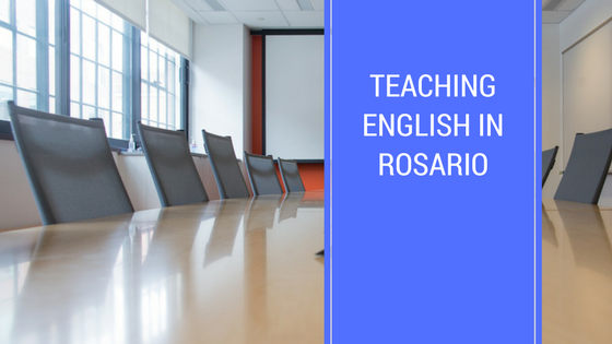 Teaching English in Rosario